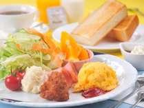 《選べる朝食》(洋モーニング