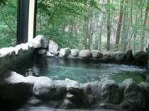 New渓流露天を貸切、森林浴ファミリープラン