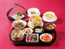 【ご宿泊者様限定】 中国料理『南園』ディナー付プラン(夕・朝食付)