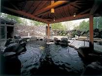 [写真]奥軽井沢温泉「あさまの湯」露天風呂
