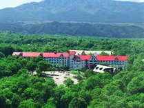 ★奥軽井沢の豊かな大自然に包まれる温泉リゾートホテル