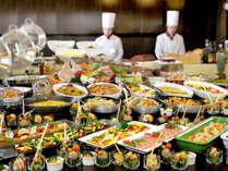 【期間限定】大人の高原ブュッフェプラン◆特製ローストビーフやパスタ&ピッツァ、高原野菜を使った料理♪