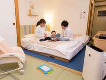 赤ちゃんプラン専用ルーム 例(定員:3名)※定員に3歳未満の乳幼児含まず