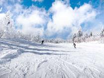 【12/23~】パルコールつま恋リゾート リフト2日券付き★スキー満喫!夕食はホテルバイキング!