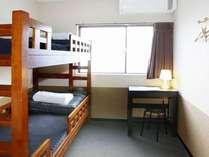 ツインベッドプライベートルーム