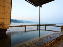 露天風呂からの絶景