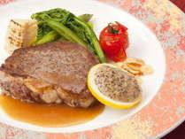 【県産牛使用】おいしいステーキ!