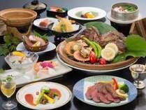 ●しまなみの食材を味わう、本格会席「青海の膳」