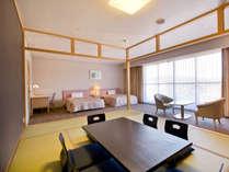 ■和洋室■大切なひと時を過ごす癒しの空間