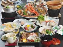 【磯花の膳】瀬戸内海の旬の食材を使用したスタンダード会席料理