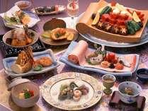 【会席料理】  *春の会席料理一例
