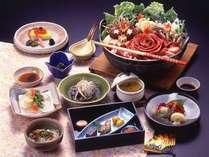 【会席料理】  *冬の会席料理一例