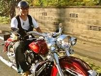 東京近郊 日帰り バイクで食べる温泉旅