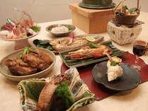 ◆◇85周年◇◆料理自慢!3代目が腕を振るう創作懐石