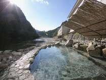 【カップル】チェックアウトは11時&ウェルカムドリンク♪川湯温泉と熊野を満喫1泊2食ハーフバイキング