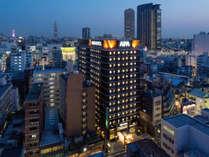 アパホテル<なんば駅東>