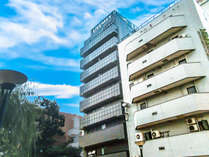 ◆外観◆ホテルリブマックス岡山