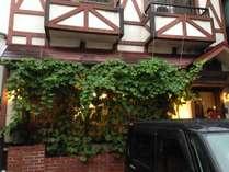 バーデンハイム葡萄の外観