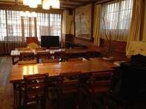 1階フロント・食堂