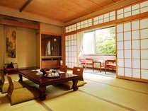 客室一例。