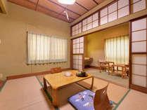 *和室6畳(客室一例)/一人旅やビジネスでのご宿泊に◎純和風の設えに心安らぐひと時を。