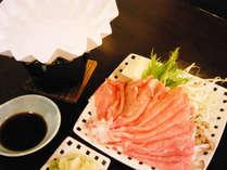 【伊達産黄金豚☆豚しゃぶが旨い!】~お手軽定食シリーズ♪~