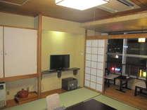 タウンサイド和室8畳+広縁