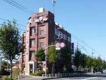 外観(新青梅街道側)