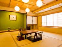*【おまかせ部屋】畳のお部屋でごゆっくりお過ごし下さい(客室一例)