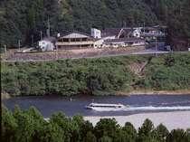 入鹿温泉 ホテル瀞流荘