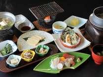 【期間限定】今が旬!熊野の山菜会席宿泊プラン