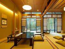 「箱根湯本」【露天風呂付特別客室「箱根遊山」】贅を尽くした格式をイメージしています