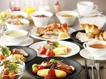 【朝食】4/2にリニューアル!選べる愉しみ和洋ビュッフェ