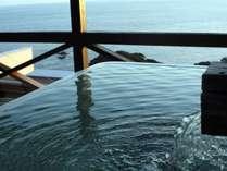 【1日・1組限定】 貸切展望露天風呂がお得…ウツボのタタキ付会席