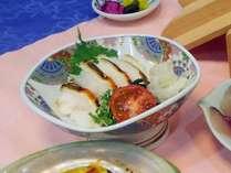 ◆【期間限定】栄養価豊富!!海のギャング「ウツボ」のタタキ付「和み会席」<夕朝食付>