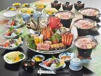 ◆【直前割】土佐の旬を土佐の郷土料理で!「四万十ポークと皿鉢会席」♪【夕朝食付】