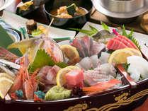 【憧れの「離れ」を愉しむ】新鮮★美味の舟盛りや秘伝の治部煮も楽しむ♪■舟盛りグルメ会席