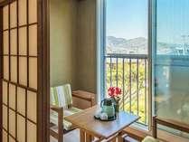 【熱海新発見】和室 シービュー 共用バスルーム 「朝食付き」