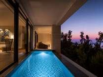 Executive Suite Private Pool