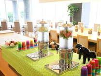 ゲストラウンジ(15:00~24:00)では、コーヒーや紅茶等を無料でご用意。
