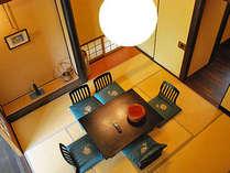 【はがくれ庵】メゾネット式の贅沢な造り☆特別なひとときをお過ごしください。