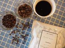 almond blend coffee