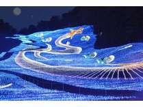 妙高の夜を飾る「世界最大グランドイルミネーション」入場券付プラン!!