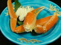 【特典】貸切風呂付き&漁師直送ずわい蟹