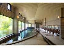 大浴場「有縁の湯」