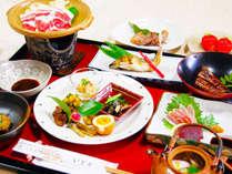 常連さんに根強い人気★うなぎの蒲焼×『えびの』の里山料理で大満足≪2食付≫