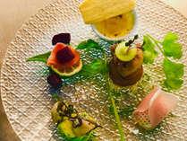 【BANSAN】晩餐 夕食はちょっと贅沢な創作料理2食付