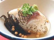 【瀬戸内鯛5つ星プラン】鯛しゃぶ&熱々出汁の一口鯛茶漬けがうんまい!瀬戸内鯛尽くしプラン♪