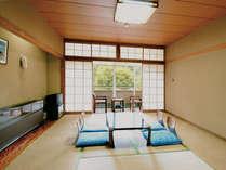 *【別館和室】ゆったりとした和室。どこか懐かしい畳の香りに癒されてみませんか。