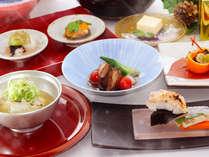 クリスマスカップルプラン(日本料理ディナーイメージ)